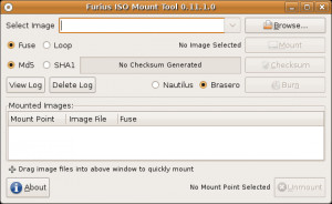 Furius ISO Mount - náhled