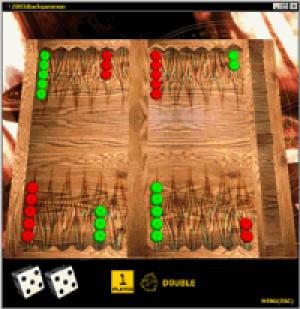 2004 Backgammon - náhled
