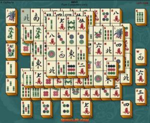 Mahjong Classic - náhled