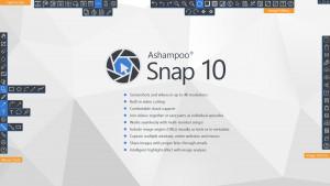 Ashampoo Snap - náhled