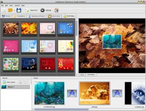 Soft4Boost Slideshow Studio - náhled