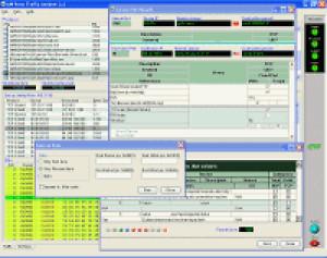 AW Ports Traffic Analyzer - náhled