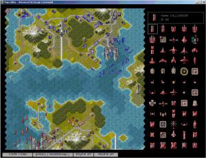 Advanced Strategic Command - náhled