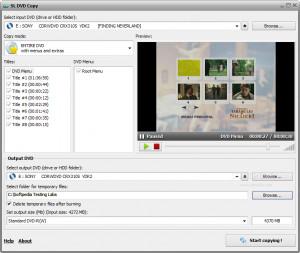 SL DVD Copy - náhled
