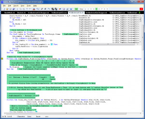 ProgramEdit - náhled