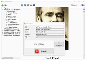 EDS ePub Reader - náhled