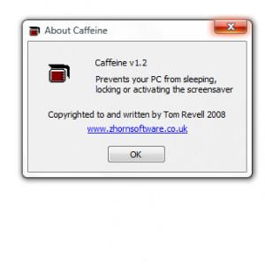 Caffeine - náhled