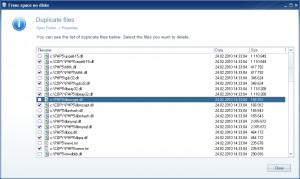 Ainvo Duplicate File Finder - náhled