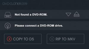 DVD-Cloner - náhled