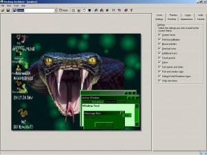 Desktop Architect - náhled