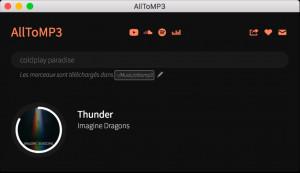 AllToMP3 - náhled