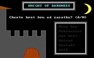 Knight of Darkness - náhled