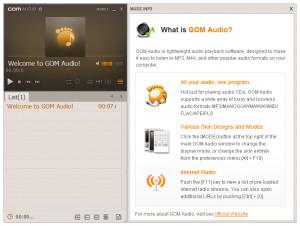 Gom Audio - náhled