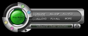 WinMPG Video Convert - náhled