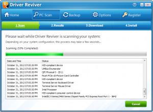 Driver Reviver - náhled