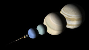 Universe Sandbox - náhled