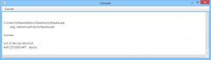 Android Apk Installer - náhled