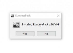 RuntimePack - náhled