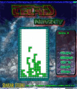 Tetris Navždy - náhled