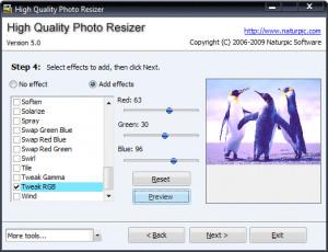 High Quality Photo Resizer - náhled