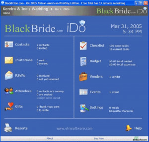 iDo 2005 Wedding Couple Edition - náhled
