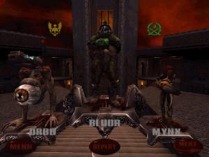 Quake III Arena - náhled