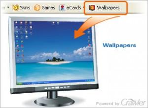 Crawler Desktop Wallpapers - náhled