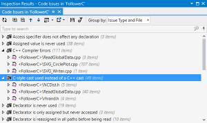 JetBrains ReSharper C++ - náhled