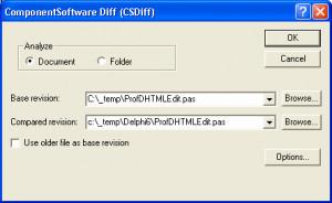 CSDiff - náhled