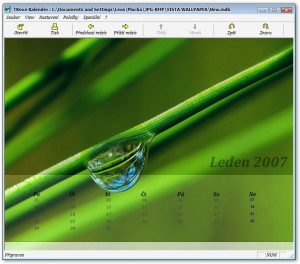 TKexe Kalender - náhled