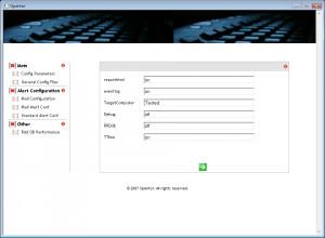 Opentor Monitor - náhled