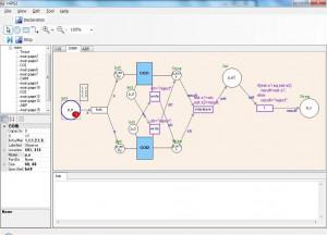 HiPS : Hierarchical Petri net Simulator - náhled
