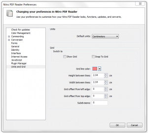 Nitro PDF Reader - náhled