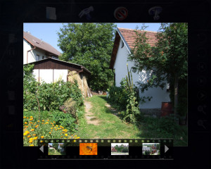 Rect - Photo viewer - náhled