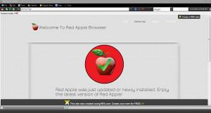 Red Apple - náhled