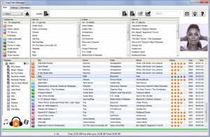 CopyTrans Manager - náhled