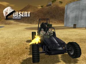 DesertCombat - náhled