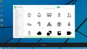 IconsFind - náhled