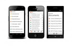 OneDrive - náhled