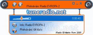 iRadio - náhled