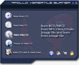 Apollo Versatile Burner - náhled