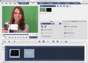 Ulead VideoStudio - náhled