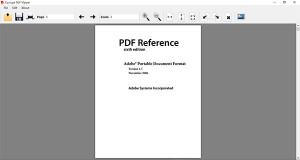Corrupt PDF Viewer - náhled