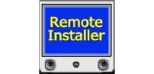 Remote Installer - náhled