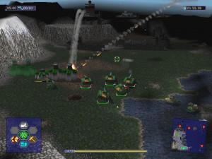 Warzone 2100 - náhled