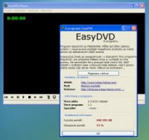 EasyDVD - náhled