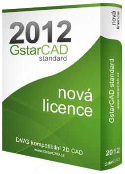 GstarCAD - náhled