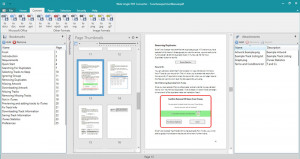 Wide Angle PDF Converter - náhled