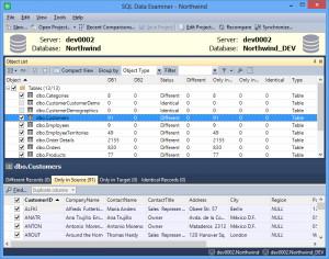 SQL Examiner Suite - náhled
