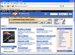 Portable Firefox - náhled